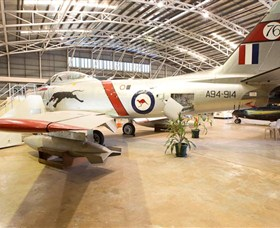Australian Aviation Heritage Centre - Accommodation Mount Tamborine