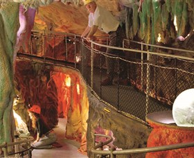 The Crystal Caves - Accommodation Mount Tamborine