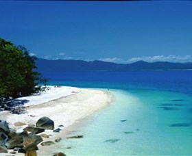 Fitzroy Island National Park - Accommodation Mount Tamborine