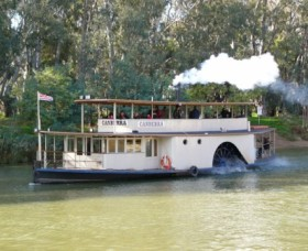 Paddlesteamer Canberra - Accommodation Mount Tamborine