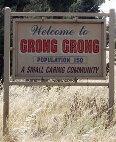 Grong Grong Earth Park - Accommodation Mount Tamborine