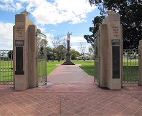 Goondiwindi War Memorial - Accommodation Mount Tamborine