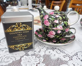 Country High Tea - Accommodation Mount Tamborine