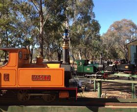 Mudgee Miniature Railway - Accommodation Mount Tamborine