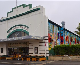 The Victory Theatre Antique Centre - Accommodation Mount Tamborine