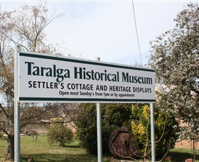 Taralga Historical Society Museum - Accommodation Mount Tamborine