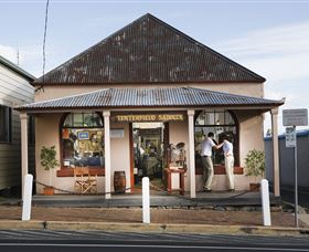 Tenterfield Saddler - Accommodation Mount Tamborine