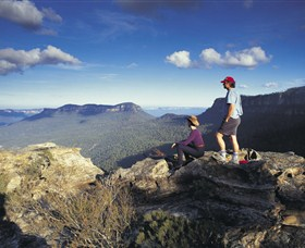 Blue Mountains National Park - National Pass - Accommodation Mount Tamborine