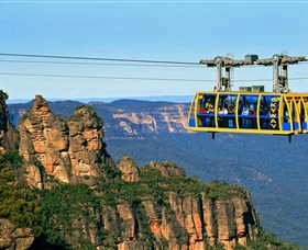 Greater Blue Mountains Drive - Blue Mountains Discovery Trail - Accommodation Mount Tamborine