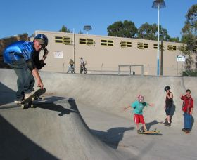 Goulburn Skate Park - Accommodation Mount Tamborine