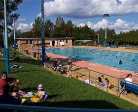 Goulburn Aquatic and Leisure Centre - Accommodation Mount Tamborine