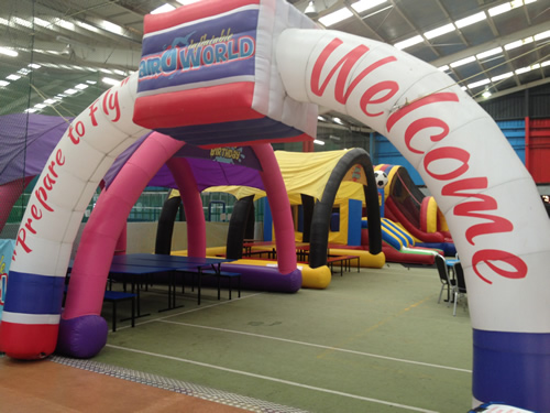 Airodrome Trampoline Park - Accommodation Mount Tamborine