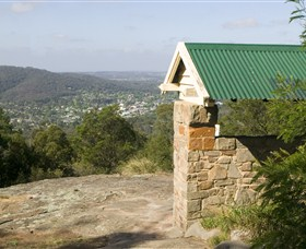 Mount Jellore Lookout - Accommodation Mount Tamborine