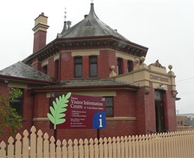 Yarram Courthouse Gallery Inc - Accommodation Mount Tamborine