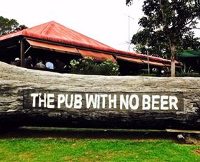The Pub With No Beer - Accommodation Mount Tamborine