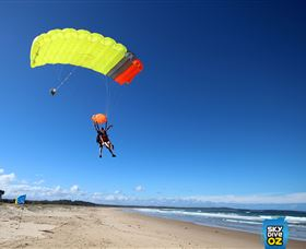 Skydive Oz Batemans Bay - Accommodation Mount Tamborine