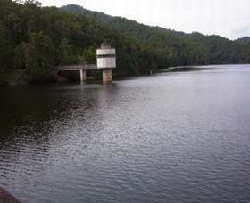 Clarrie Hall Dam - Accommodation Mount Tamborine