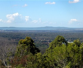 Maclean Lookout - Accommodation Mount Tamborine