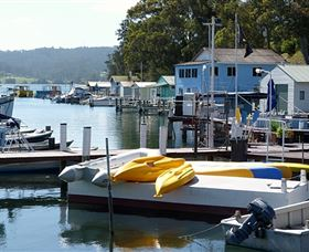 Narooma Marina - Accommodation Mount Tamborine