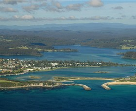 Cycle Narooma to Dalmeny - Accommodation Mount Tamborine