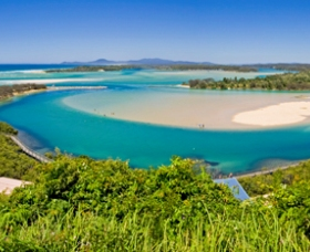 Nambucca Heads Beach - Accommodation Mount Tamborine
