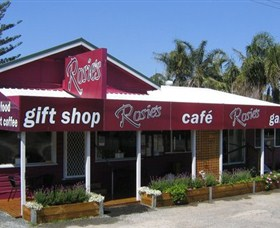 Rosies Cafe and Gallery - Accommodation Mount Tamborine