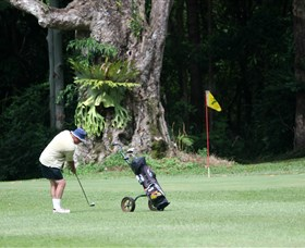 Teven Valley Golf Course - Accommodation Mount Tamborine
