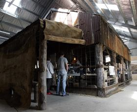 Kenworthy's Stamper Mill - Accommodation Mount Tamborine