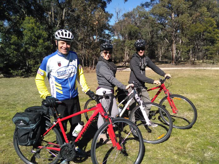 Granite Belt Bicycle Tours and Hire - Accommodation Mount Tamborine