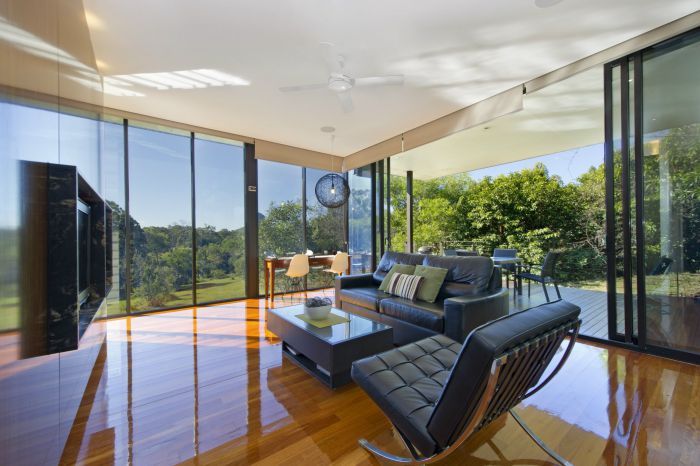 Glass On Glasshouse - Accommodation Mount Tamborine