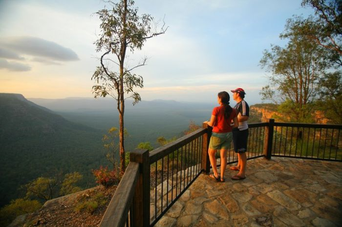Gudda Gumoo Rainbow Waters - Accommodation Mount Tamborine