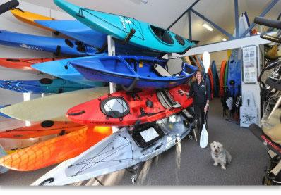 Skee Kayak Centre - Accommodation Mount Tamborine