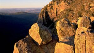 Booroomba Rocks - Accommodation Mount Tamborine