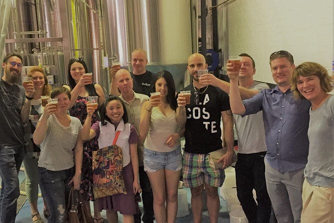 CanBEERa Explorer: Capital Brewery Full-Day Tour