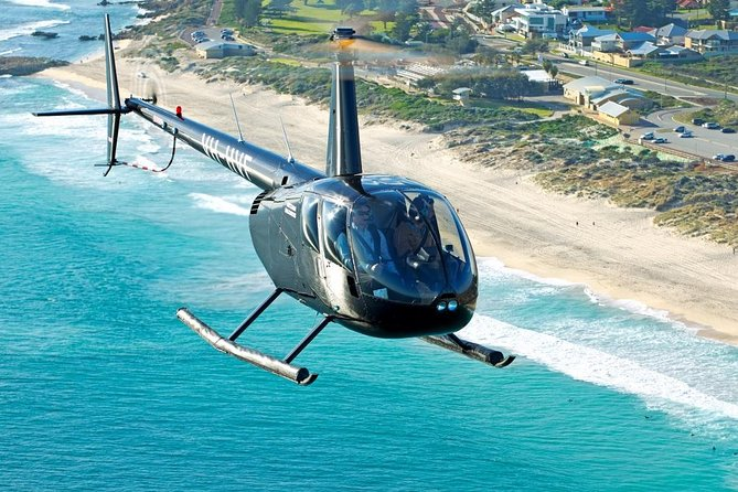 Perth Beaches Helicopter Tour from Hillarys Boat Harbour - Accommodation Mount Tamborine