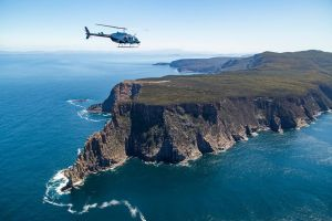 30-Minute Two Capes and Tasman Helicopter Flight from Port Arthur - Accommodation Mount Tamborine