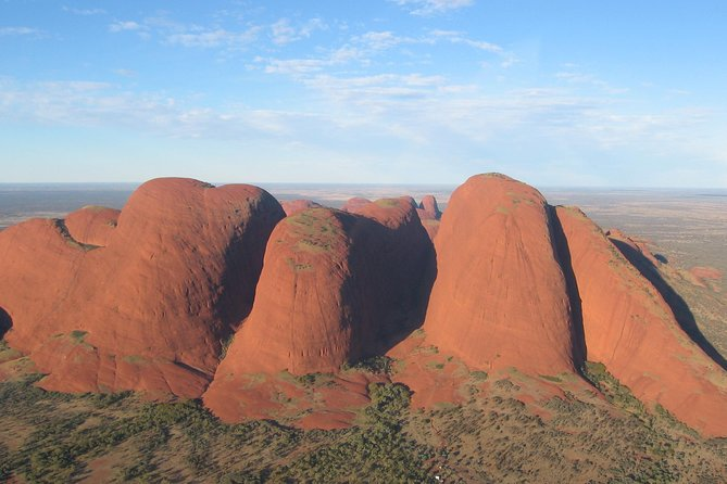 Kata Tjuta and Uluru Grand View Helicopter Flight - Accommodation Mount Tamborine