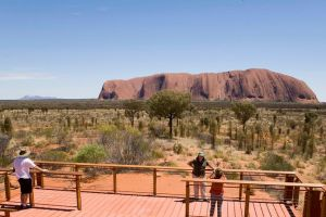 Uluru Small Group Tour including Sunset - Accommodation Mount Tamborine