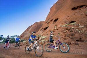 Outback Cycling Uluru Bike Ride - Accommodation Mount Tamborine
