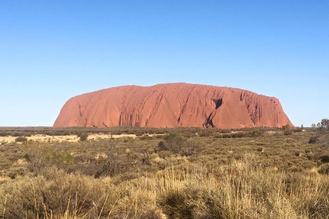 Highlights of Uluru Including Sunrise and Breakfast - Accommodation Mount Tamborine