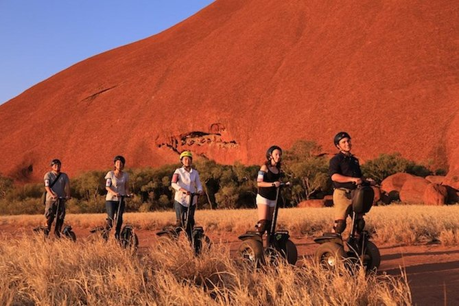 Quarter Uluru Segway  Sunset - Accommodation Mount Tamborine