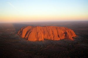 Fixed-Wing Scenic Flight from Uluru Ayers Rock - Accommodation Mount Tamborine
