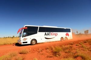 Coach Transfer from Kings Canyon to Alice Springs - Accommodation Mount Tamborine