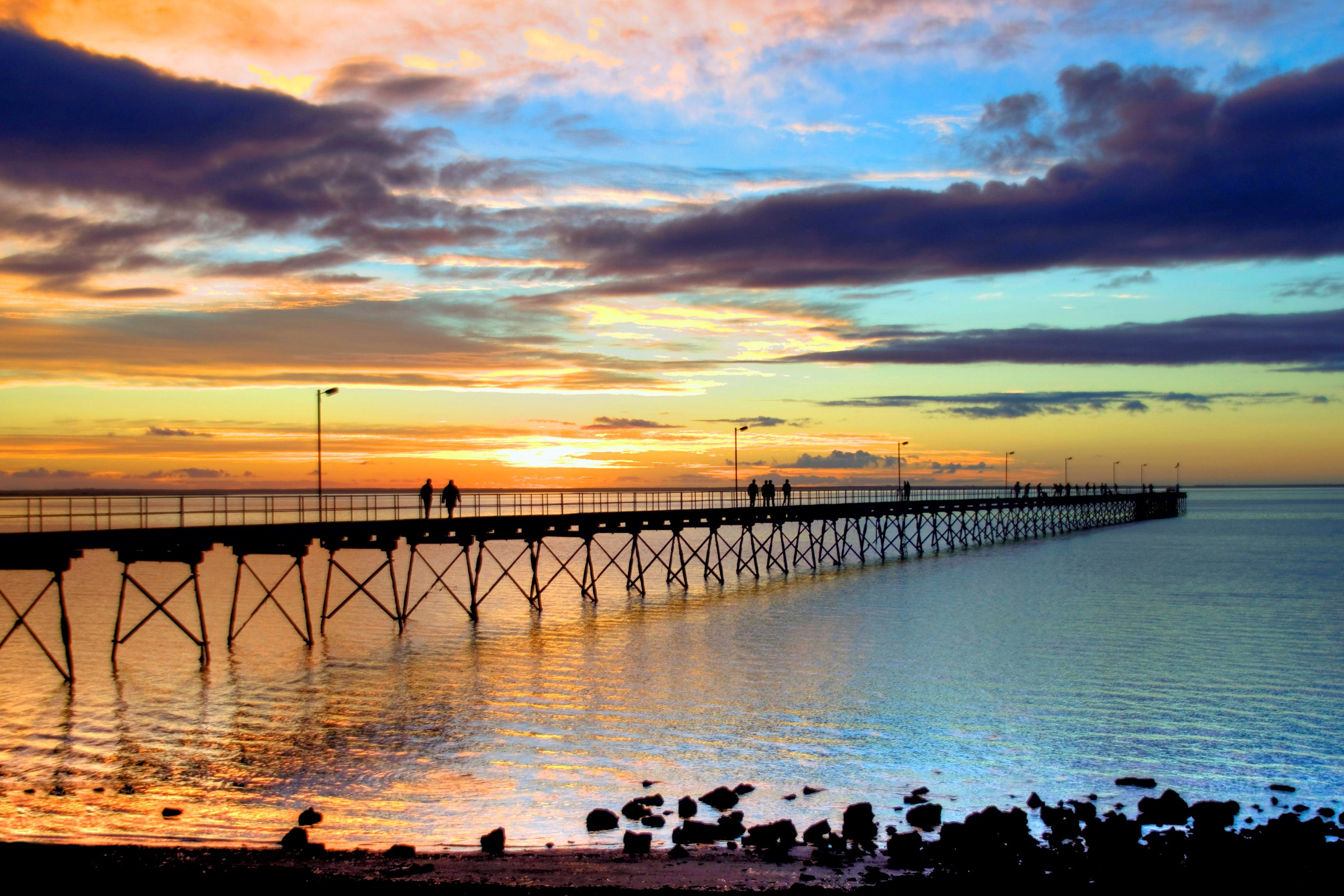 Ceduna Jetty - Accommodation Mount Tamborine