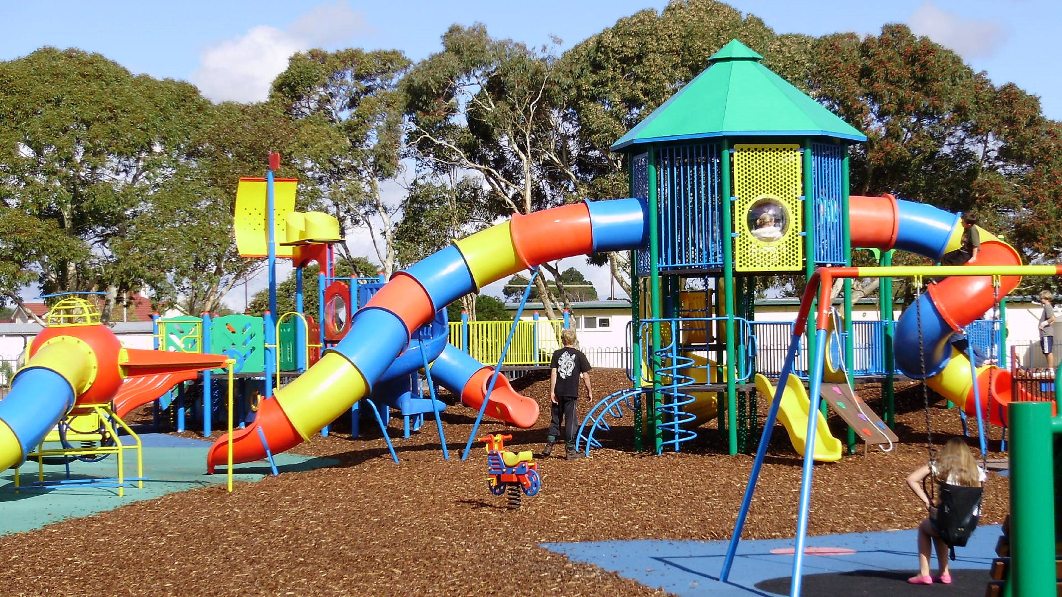 Millicent Mega Playground in The Domain - Accommodation Mount Tamborine