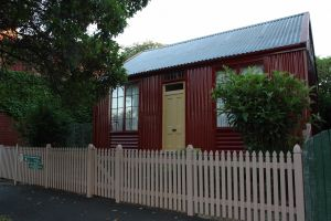 Portable Iron Houses - Accommodation Mount Tamborine
