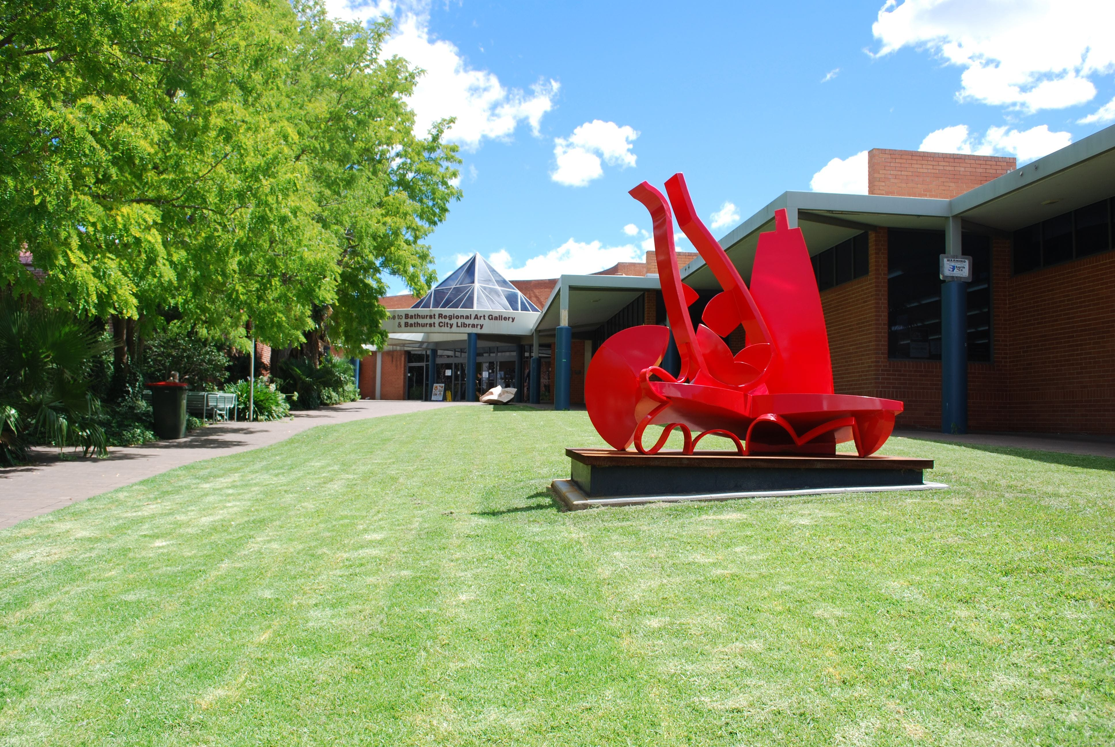 Bathurst Regional Art Gallery - Accommodation Mount Tamborine