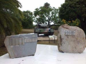 Cooktown War Memorial - Accommodation Mount Tamborine