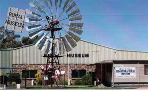 Gilgandra Rural Museum - Accommodation Mount Tamborine