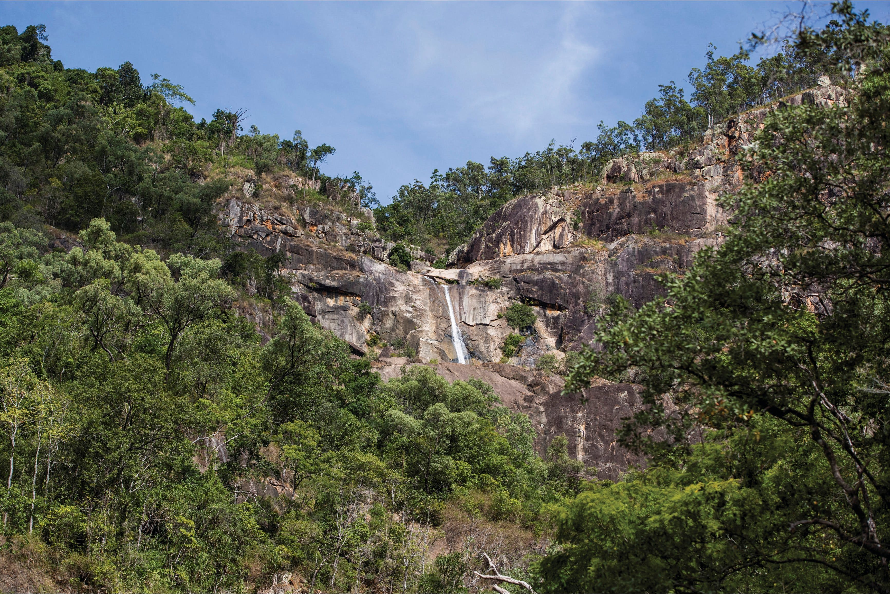 Jourama Falls Paluma Range National Park - Accommodation Mount Tamborine